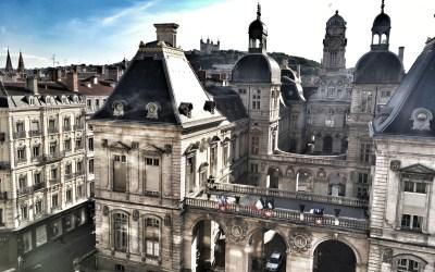 L'apéro au 7eme Ciel de l' Opéra de Lyon