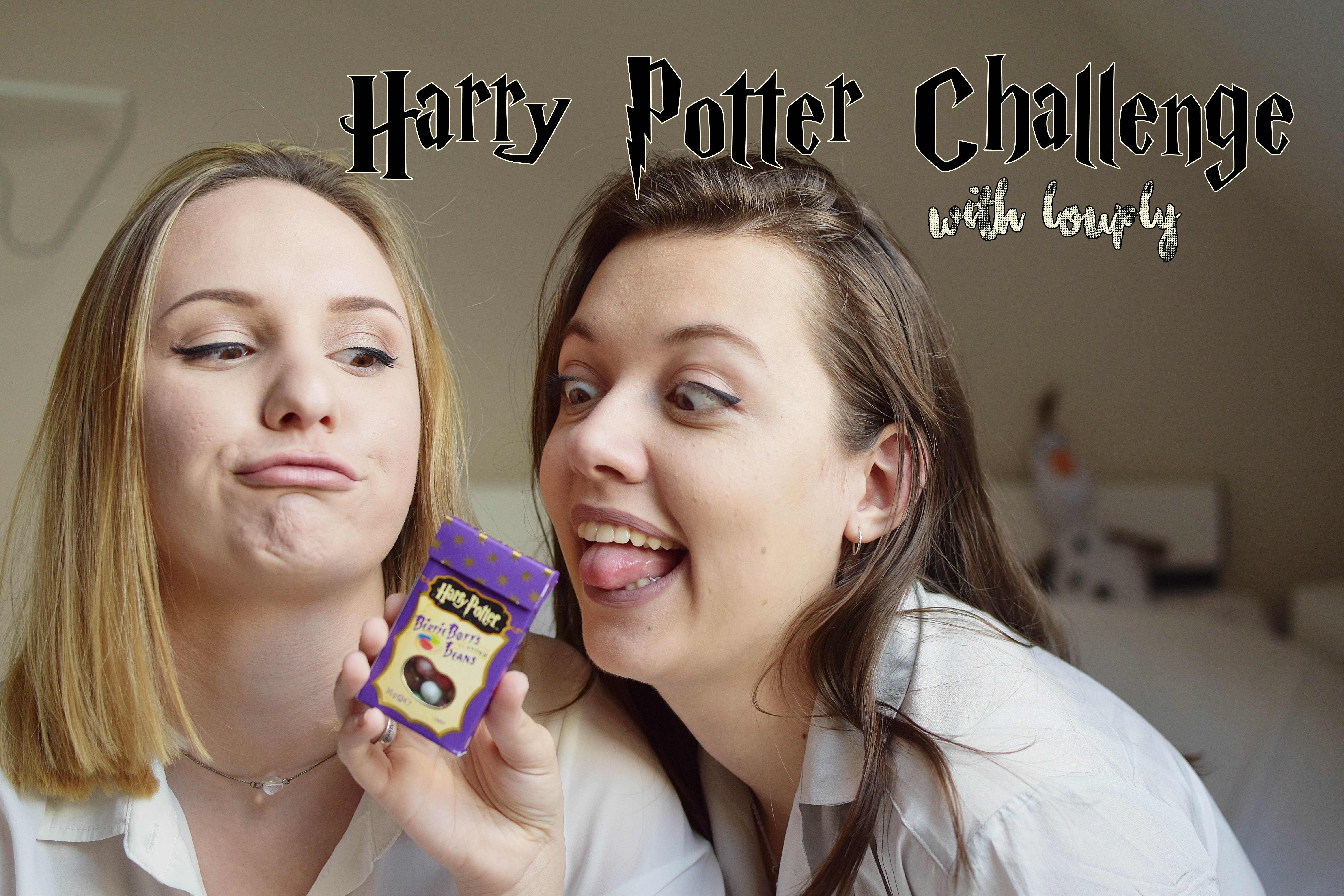 HARRY POTTER CHALLENGE ϟ with Louply