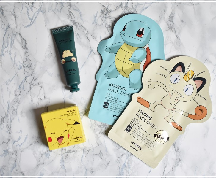 Tony Moly x Pokemon
