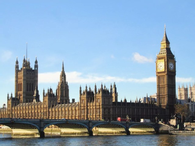 week-end a londres