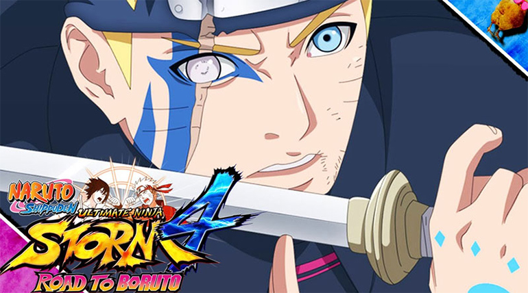Naruto Shippuden Ultimate Ninja Storm 4 Road To Boruto