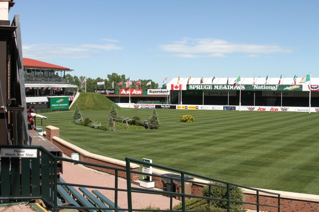 The Main Jumping Grounds