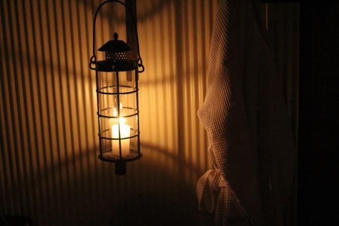 Outdoor Bathtub Light