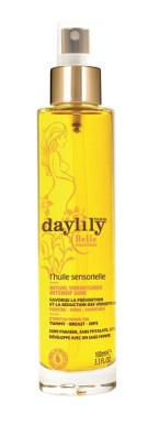 L'huile sensorielle vergetures_Daylily