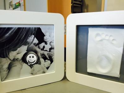 Print Frames sur mon bureau