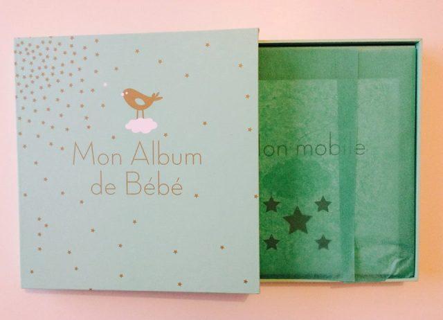 Album bébé - Claire CURT - Flammarion