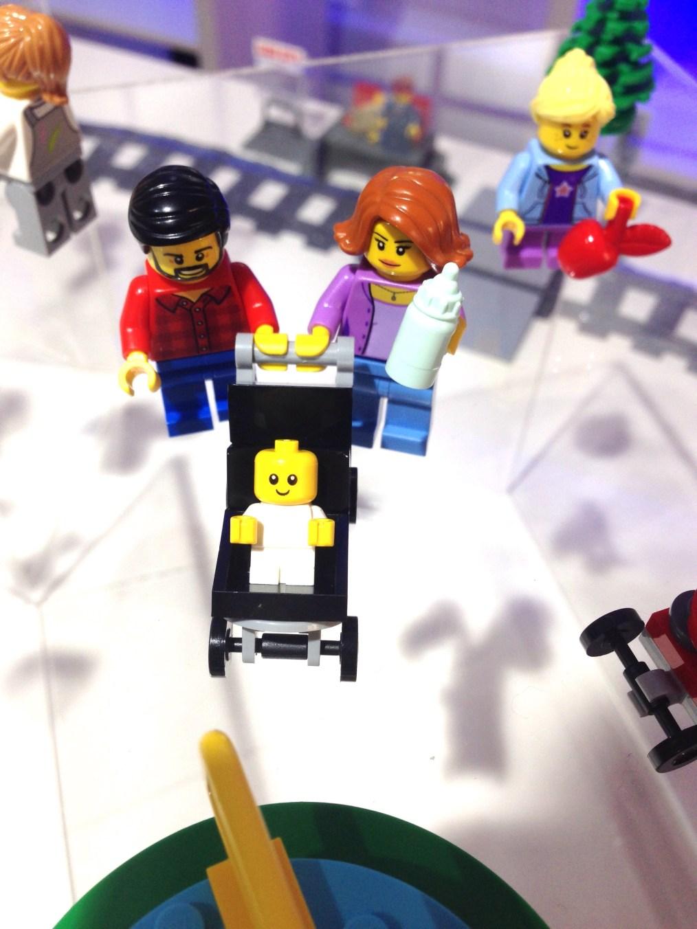 LEGO - PAPA MAMAN BEBE