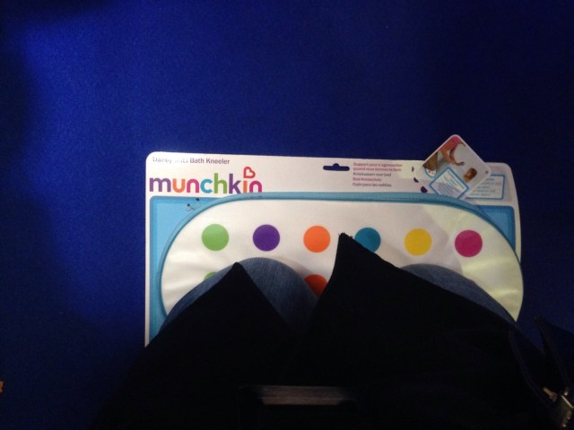 Support pour genoux - MUNCHKIN