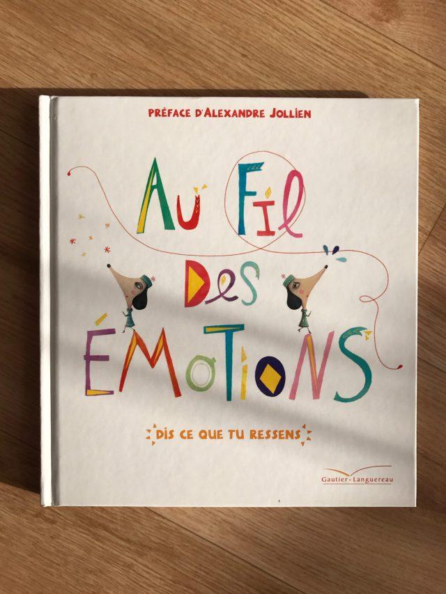 Livre Au fil des Emotions