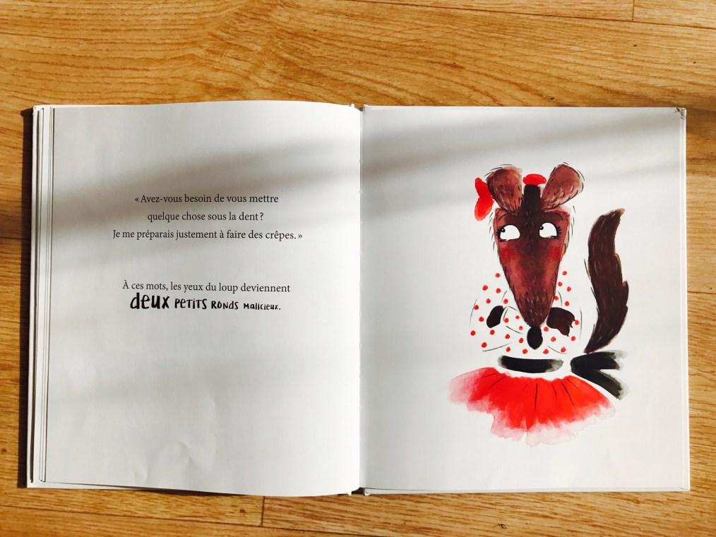 Le livre Colère de Loup