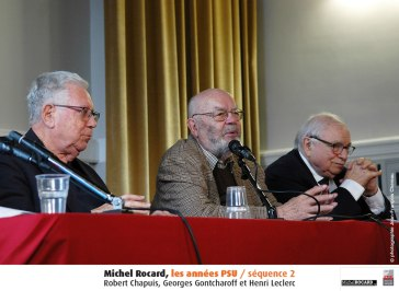 6- Robert Chapuis, Georges Gontcharoff, Henri Leclerc