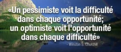 optimiste pessimiste