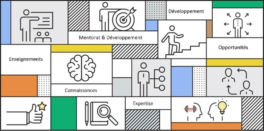 schéma du mentorat
