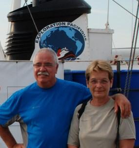 André et Colette Desgouilles
