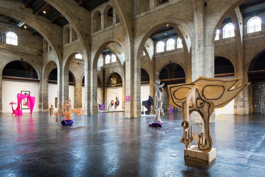 CAPC Muse DArt Contemporain Le Map Bordeaux City Guide