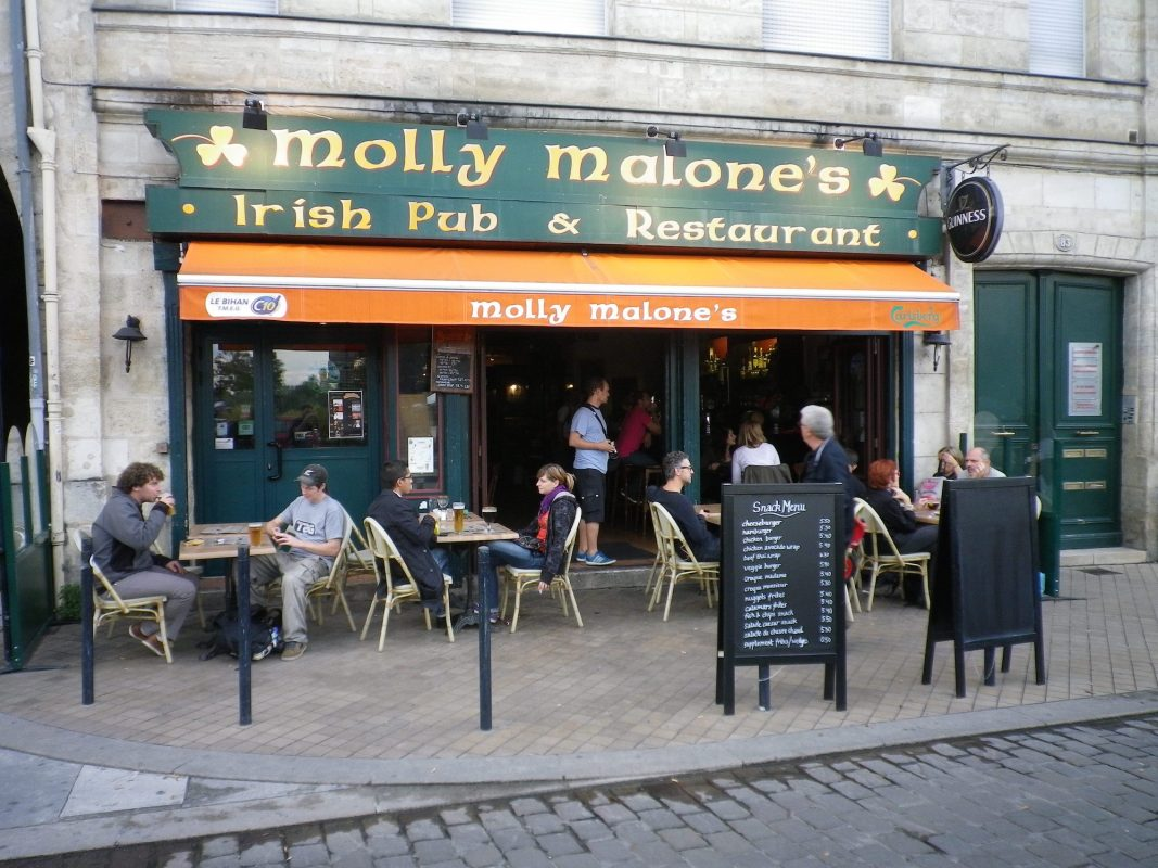 Image result for molly malones bordeaux