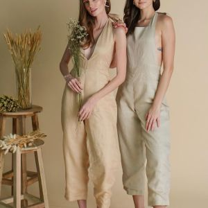 Giana jumpsuit and Zita jumpsuit