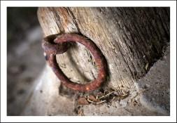 L'anneau rouillé