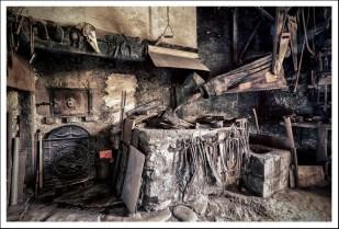 La forge de Papy Adrien