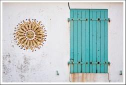 Fenêtre et mosaique