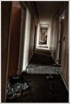 Couloir miné