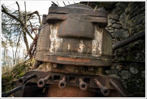 Le gnome du vieux compresseur