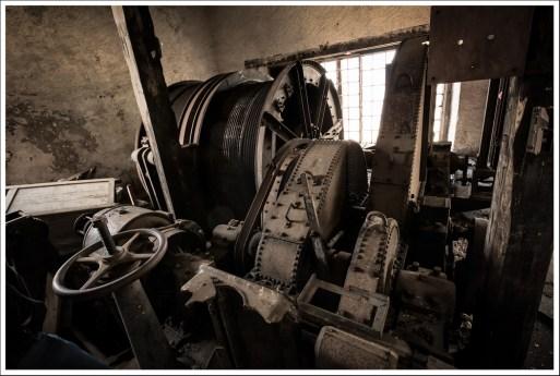 La machinerie