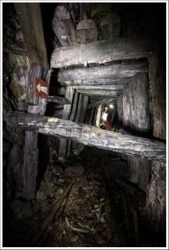 Le tunnel de la muerte