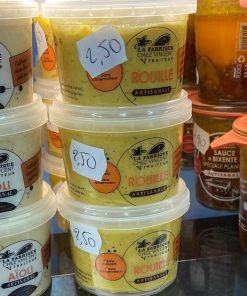 Sauces, mayonnaise, aioli, retrait en boutique