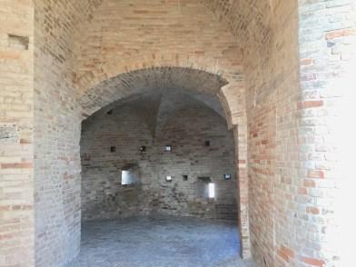 inside tower