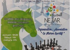Ecoles «Al Fath» de Rabat et «Arsalane» de Tanger vainqueurs du 8e tournoi national scolaire des échecs