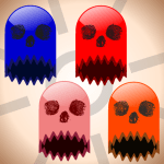 4 ghosts from Pac Man reimagined – LeMasney Consulting