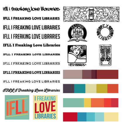 IFLL initial logo study by lemasney