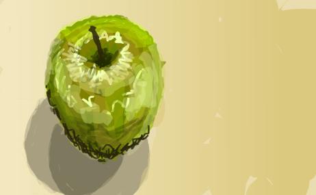 Apple by lemasney