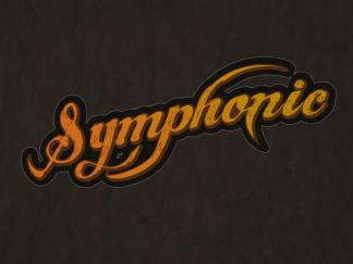 Symphonic logo by lemasney