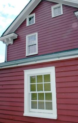 Jedediah Higgins House, Princeton, NJ, Exterior northern facade, cc-by lemasney