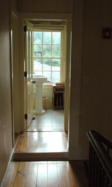 Jedediah Higgins House, Kingston, NJ, Interior, detail, cc-by lemasney