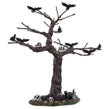 Raven & Skull Tree
