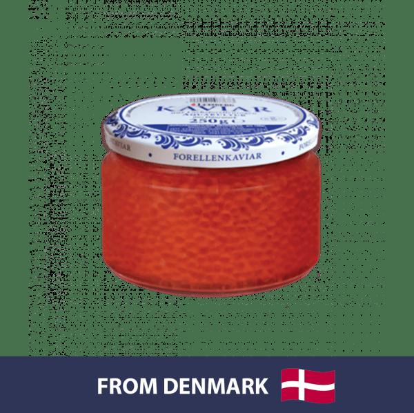 Salmon Trout Caviar, 250g