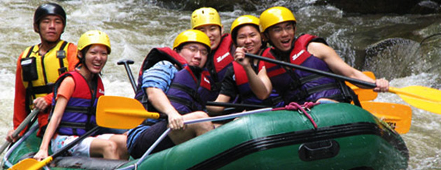 Ayung River Rafting