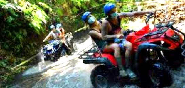 Bali ATV Ride Tandem Program