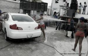 """Haïti-Société : Le Commissaire du Gouvernement aborde le dossier """"Car Wash Party"""" avec délicatesse...! 5"""