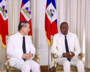 Haïti-Diplomatie : Un nouvel ambassadeur de la République de Taïwan est accrédité en Haïti 1