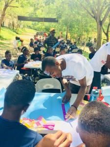 Haïti/Mirebalais: Le traditionnel camp d'été de Sommet Éducation, une activité prometteuse pour les jeunes 3