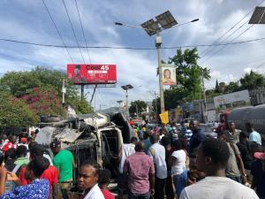 Haïti : Accidents de la route meurtriers dans le Département de la Grand'Anse et à Delmas 60 2