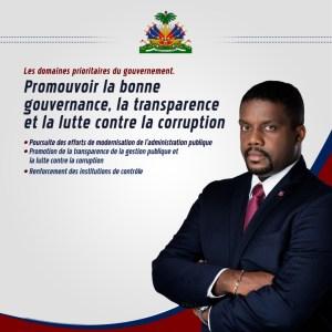 Haïti-Politique : Fritz William Michel en voie de devenir le nouveau Premier ministre légitime 2