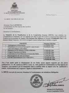 Haïti/Corruption: 470 millions de gourdes détournées par Youri Latortue 2