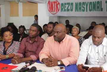 Haïti-Politique: Le Réseau National Tèt Kale plaide pour l'installation du nouveau Gouvernement 3