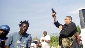 Haïti-Justice: Le Parquet de Port-au-Prince est saisi de l'incident impliquant le SénateurJean Marie Ralph Féthière 1