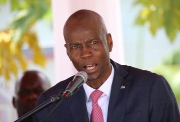 Dialogue communautaire : Le Président Jovenel Moïse s'est entretenu avec des leaders de la zone métropolitaine 6